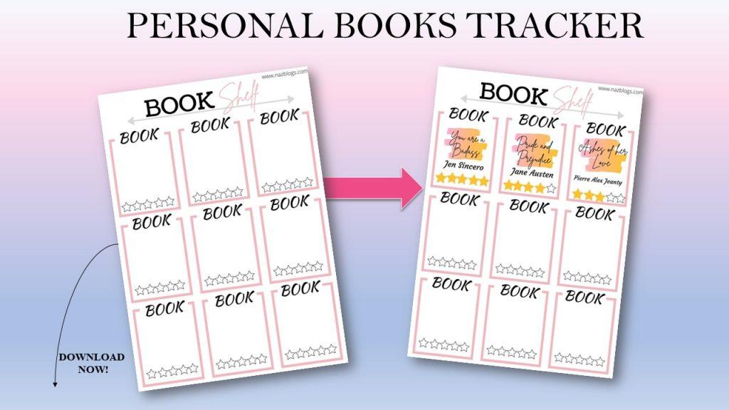 Books Tracker
