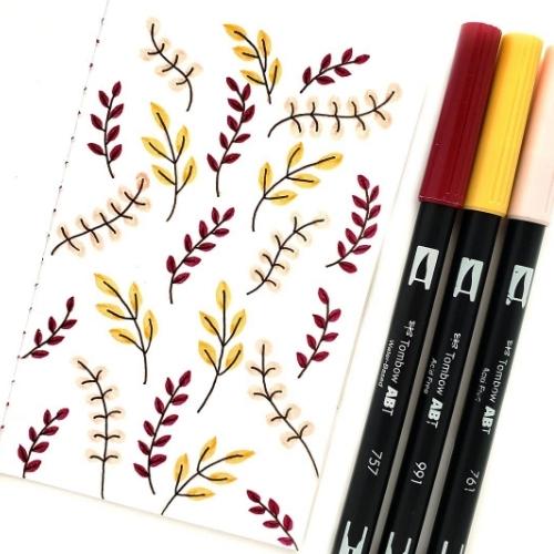 autumn doodles